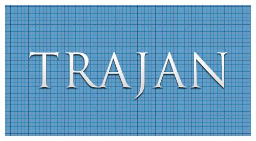 Trajan Pro 3 Bold Font